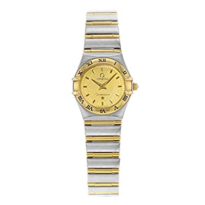 Omega Constellation Quartz Female Watch 1262.10 (Certified Pre-Owned) by Omega