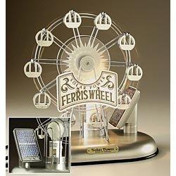 Solar Lamp Ferris Wheel