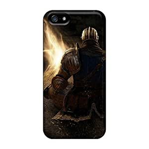 Cute High Quality Iphone 5/5s Dark Souls Bonfire Cases Black Friday