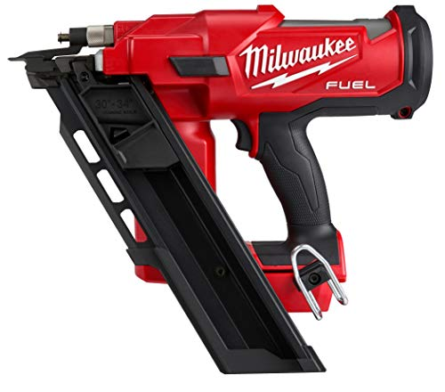 MILWAUKEE ELECTRIC TOOL 2745-20 M18 Fuel 30 Degree Framing Nailer