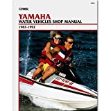 CLYMER YAMAHA PERSONAL WATERCRAFT 1987-1992 ''Prod. Type: Boat Outfitting''