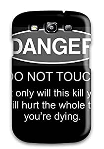 Hot Tpye 576 Funnys Case Cover For Galaxy S3