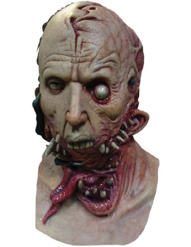 Alien Host Latex Mask Adult Accessory (Alien Host Adult Mask)