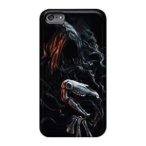 High Quality Mobile Covers For Iphone 6plus With Custom Vivid Mayhem Band Series DannyLCHEUNG