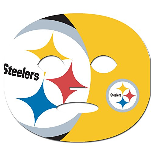 Siskiyou NFL Pittsburgh Steelers Set of 8 Game Day Faces