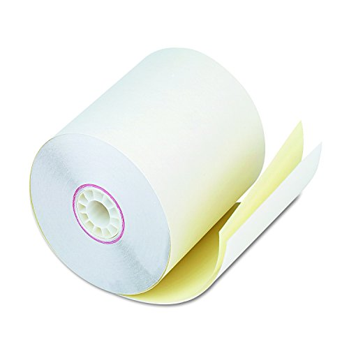 Mailers Canary - PM Company 08789 Two Ply Receipt Rolls, 2 3/4