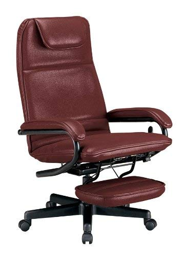 OFM 680-703 Power Rest Recliner Chair, Burgundy ()