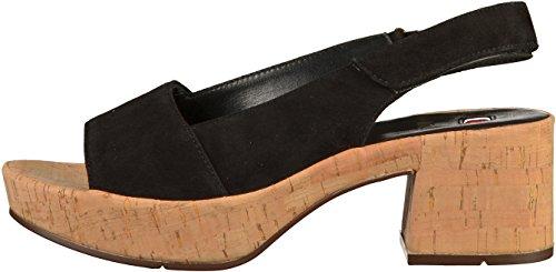 Sandale Noir Femmes 105232 Högl 5 qwYXAnt