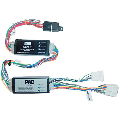 Integration Module Chime (PAC OS-1 BOSE Onstar Interface for Bose Equipped 1996-2002 Vehicles with Bose System)