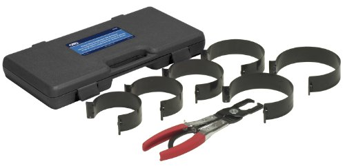 OTC 4838 6-Piece Piston Ring Compressor Set ()