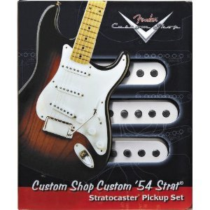 Fender Custom Shop Custom '54 Stratocaster Pickups