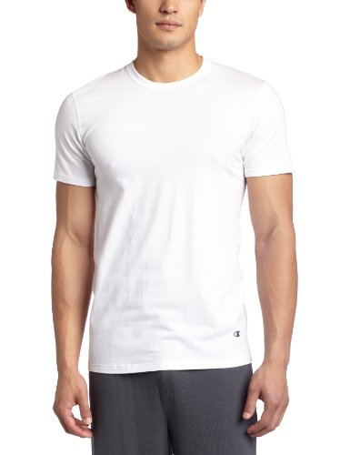 Mens Dry 2 ActiveFit Pack Champion Crew T Shirt Double dnqS5pxI