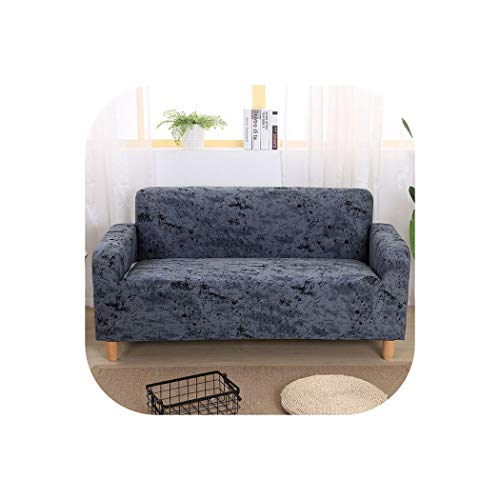 - Elastic Stretch Sofa Covers for Living Room Sofa Couch Slipcovers Sectional Sofa Covers,Color 12,4-Seater 235-300cm