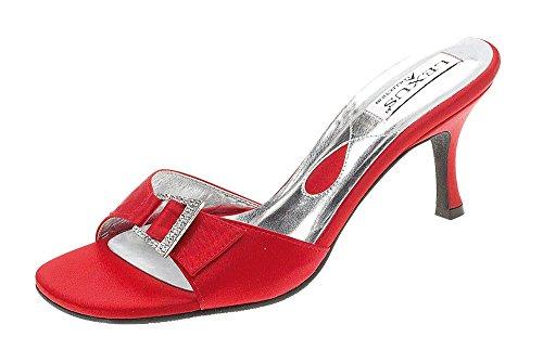 Vestir De Rojo Lexus Para Mujer Sandalias pERcWTqPO