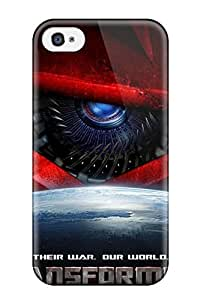 Hot Style CPrJYHP1617tskoF Protective Case Cover For Iphone4/4s(transformers 3 Movie)