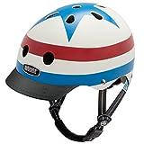 Nutcase - Little Nutty Street Bike Helmet, Fits Your Head, Suits Your Soul - Speed Star