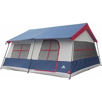 Amazon.com  Ozark Trail 14-Person 3-Room Vacation Home Cabin Tent  Sports u0026 Outdoors  sc 1 st  Amazon.com & Amazon.com : Ozark Trail 14-Person 3-Room Vacation Home Cabin Tent ...
