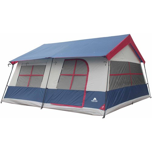 Ozark Trail 14Person 3Room Vacation Home Cabin Tent