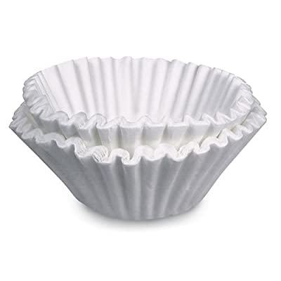 Coffee Filters, 9-3/4in, PK1000