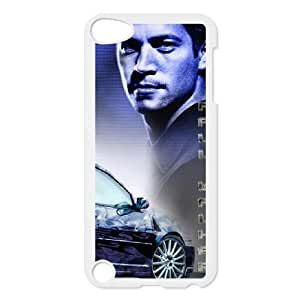 The Fast and the Furious Ipod Touch 5Phone Case Black white Gift Holiday &Christmas Gifts& cell phone cases clear &phone cases protective&fashion cell phone cases NYRGG69703129
