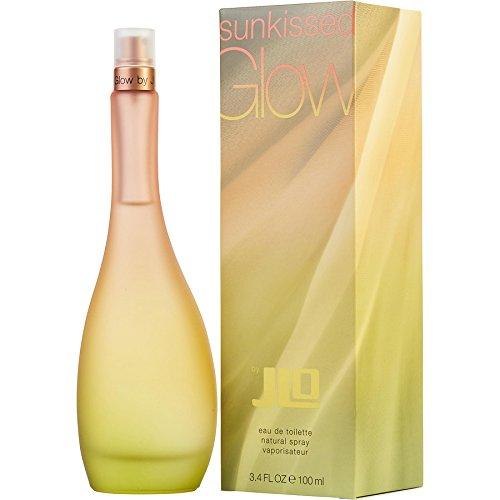 (Jennifer Lopez Sun Kissed Glow Eau De Toilette Spray, 3.3 Ounce)