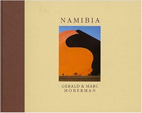 Amazon Com Namibia Coffee Table Book Gerald Marc Hoberman