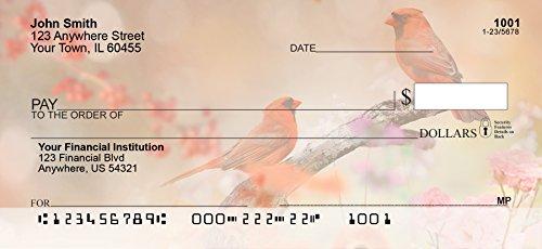 Tranquil Birds Personal Checks (1 Box Singles)