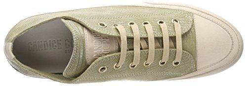 Candice Cooper Dames Smart Opium Sneaker Groen (verde Oliva)