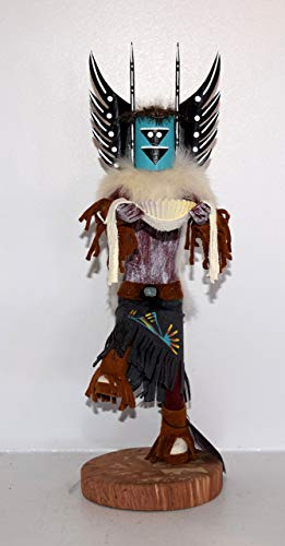 12 INCH Crow Mother Kachina ()