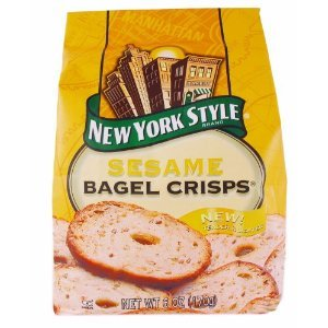 New York Style Bagel Crsp Sesame by New York Style