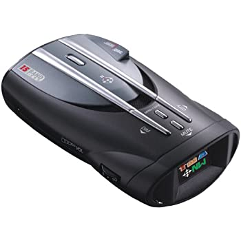 Cobra XRS 9945 Voice Alert 15-Band Radar/Laser Detector with Full-Color DataGrafix Display, Digital Compass, and Upgradeable Features