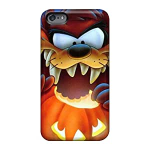 Anti-Scratch Cell-phone Hard Cover For Apple Iphone 6s With Allow Personal Design Trendy Taz Mania Image EricHowe
