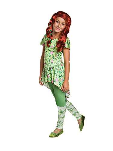 Rubie's Costume Kids DC Superhero Girls Poison Ivy Costume, -
