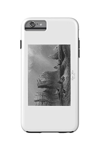 Nova Scotia  Canada   Bay Of Fundy View Of Cape Split  Iphone 6 Plus Cell Phone Case Cell Phone Case  Tough