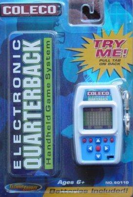 Coleco Electronic Quarterback Handheld Game ()