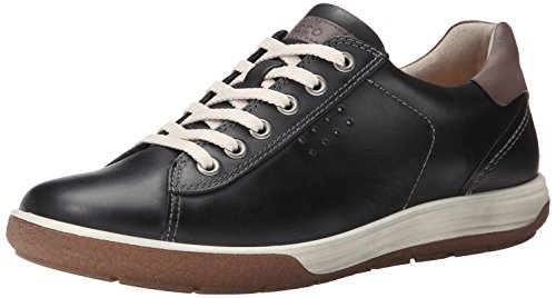 Ecco Footwear Womens Chase II Lace Shoe, Black, 39 EU/8-8.5 M US by ECCO