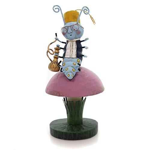 Lori Mitchell The Caterpillar Figurine from Alice in Wonderland 8