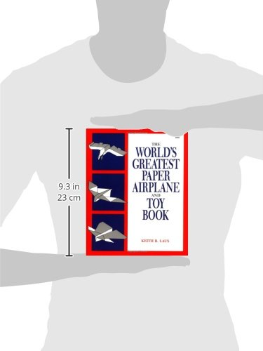 The World's Greatest Paper Airplane and Toy Book by McGraw-Hill Professional (Image #2)