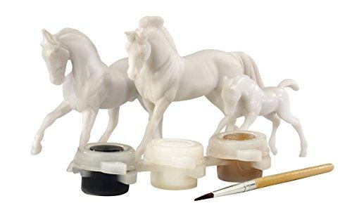 Breyer Stablemates Horse Family Painting Craft Activity - Breyer Horse Dream