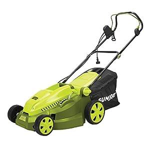Sun Joe MJ402E Mow Joe 16-Inch 12-Amp Electric Lawn Mower + Mulcher from Snow Joe