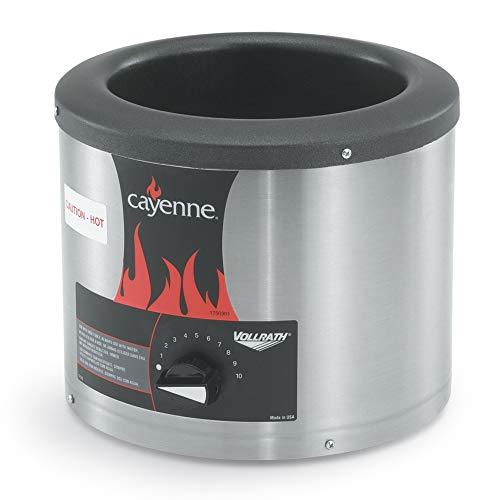 (Vollrath (72425) Cayenne 4-1/8 qt. Round Food Warmer)
