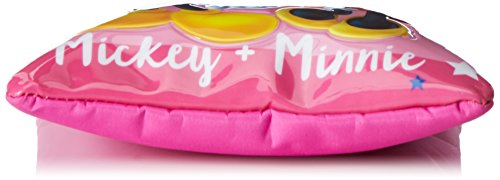 Disney Mickey & Minnie Party Borsa Messenger, 24 cm, 0.48 Litri, Rosa