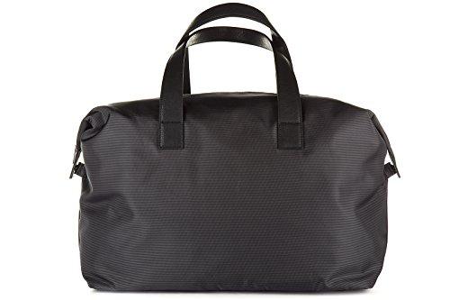 Armani Jeans Reisetasche Tasche Weekender Grau