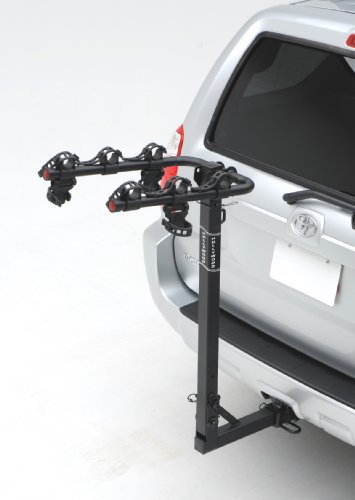 Hollywood Racks HR6000 Traveler 3-Bike Hitch Mount Rack (2-Inch Receiver) ()