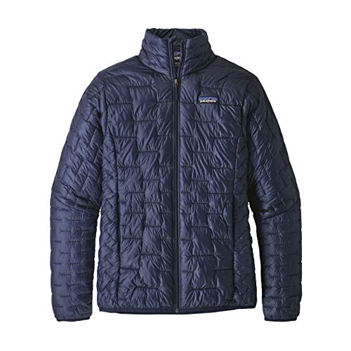 Patagonia W's Puff Chaqueta Jkt Micro Classic Navy Mujer vgvq8RrZw