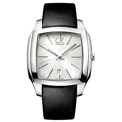 Calvin Klein Watches K2K21120 BLACK SILVER