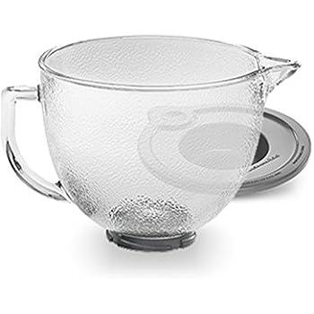 Kitchenaid Mixer Bowls Glass