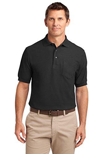 port-authority-tall-silk-touch-sport-shirt2xlt-black-tlk500