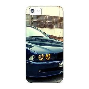 XiFu*MeiIphone 5c Hard Back With Bumper Silicone Gel Tpu Cases Covers Bmw Alpina B10XiFu*Mei