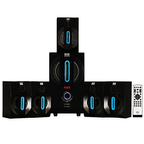 Blue Octave Home B52 5.1 Surround Sound Bluetooth Home Entertainment System